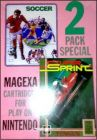 2 Pack Special - Magexa - Soccer + Super Sprint