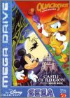 QuackShot starring Donald Duck + Castle of Illusion Mickey