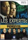 CSI: Crime Scene Investigation - Deadly Intent (Les Experts)