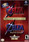 Zelda (The Legend of...) - Ocarina of Time + Master Quest