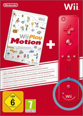 Wii Play Motion (Wii RemoCon Plus - Variety)