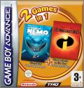 2 Games in 1 - Le Monde de Nemo + Les Indestructibles