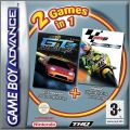 2 Games in 1 - GT 3 Advance Pro Concept Racing + Moto GP ...