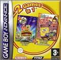 2 Games in 1 - Bob l'Eponge le Film + ses Amis La Photo en..