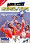 Champions of Europe - The Official Football Game of UEFA '92
