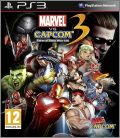 Ultimate Marvel vs Capcom 3 (III)
