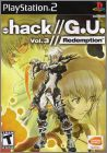 .Hack G.U. 3 (III, Vol.3) - Redemption (Dot ... Aruku ...)