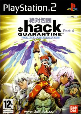 .Hack 4 (IV, Part 4) - Quarantine  - The Final Chapter (Dot)
