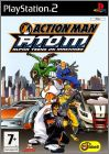 Action Man - A.T.O.M: Alpha Teens on Machines