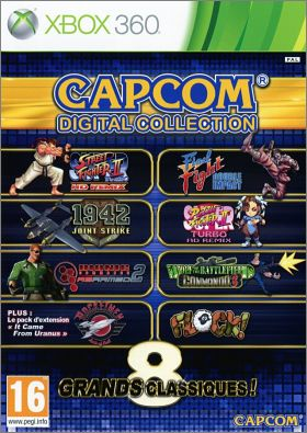 Capcom Digital Collection - Super Street Fighter II Turbo...