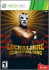 AAA Lucha Libre - Héroes Del Ring (... Heroes of the Ring)