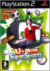 U-Move Super Sports - EyeToy (Let's Play Sports !)
