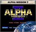 Alpha Mission 2 (ASO II - Last Guardian)