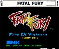 Fatal Fury 1 - King of Fighters (Garou Densetsu 1)