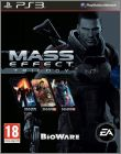 Mass Effect Trilogy - 1 + 2 (II) + 3 (III) + DLCs