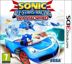 Sonic & All-Stars Racing - Transformed