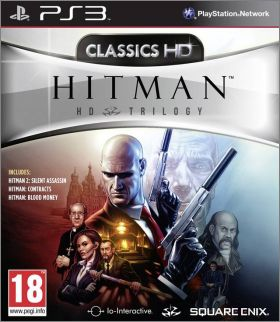 Hitman HD Trilogy - Classic HD