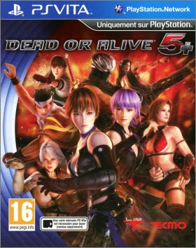 Dead or alive 5+ (V Plus)