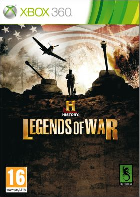 History - Legends of War - Patton (The History Channel ...)