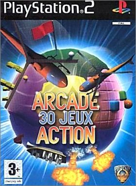 Arcade Action - 30 Jeux (Arcade Action - 30 Games)