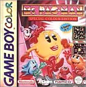 Ms. Pac-Man - Special Colour Edition + Pac Panic (Super ...)