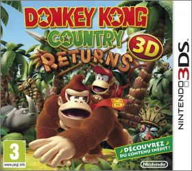 Donkey Kong Country Returns 3D (Donkey Kong Returns 3D)