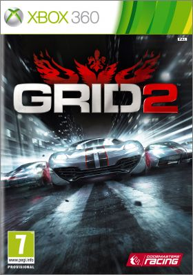 GRID 2 (II, Race Driver - GRID 2)