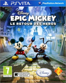 Epic Mickey - Le Retour des Héros (...2 II The Power of Two)