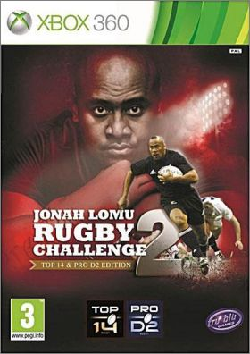 Jonah Lomu Rugby Challenge 2 (II, Rugby Challenge 2 ...)