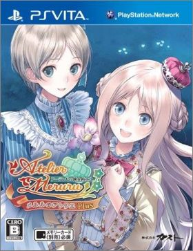 Atelier Meruru Plus - The Apprentice of Arland (Meruru ...)