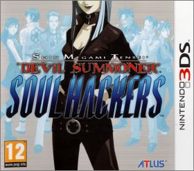 Shin Megami Tensei - Devil Summoner - Soul Hackers