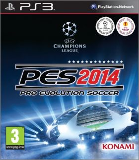 PES: Pro Evolution Soccer 2014 (World Soccer Winning ...)