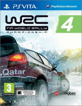 WRC 4 (IV) - FIA World Rally Championship