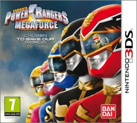 Power Rangers - Megaforce - Chosen to Save our World