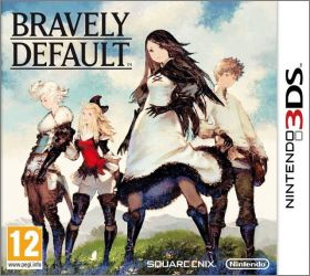 Bravely Default (Bravely Default - For the Sequel)