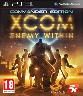 Xcom - Enemy Within - Commander Edition