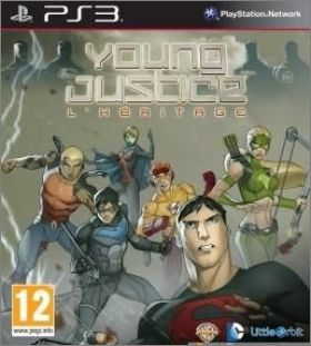 Young Justice - L'Héritage (Young Justice - Legacy)