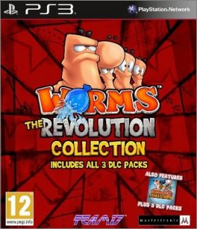 Worms - The Revolution - Collection