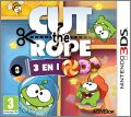 Cut the Rope - 3 en 1 (Cut the Rope - Triple Treat)