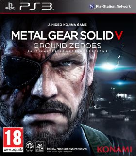 Metal Gear Solid 5 (V) - Ground Zeroes