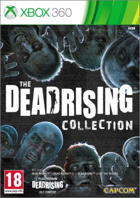 The Dead Rising Collection - 1 + 2 + 2 Off the Record + DLC