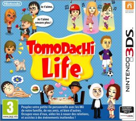 TomoDachi Life ! (Tomodachi Collection - Shin Seikatsu)