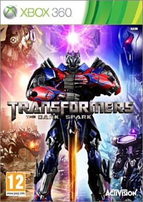 Transformers - The Dark Spark (... - Rise of the Dark Spark)