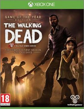 The Walking Dead - A Telltale Games Series - Saison 1