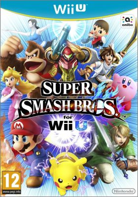 Super Smash Bros. for Wii U (Dairantou Smash Bros for Wii U)