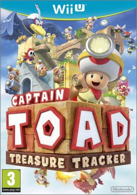 Captain Toad - Treasure Tracker (Susume ! - Kinopio Taichou)