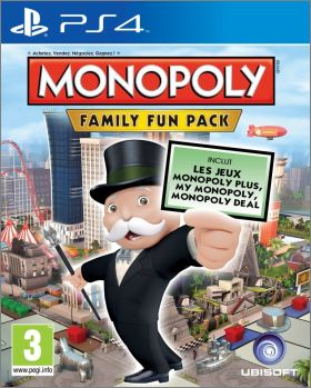 Monopoly - Family Fun Pack