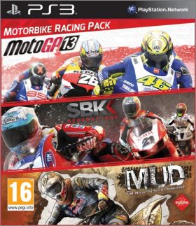 Motorbike Racing Pack - MotoGP 13 + SBK Generations + MUD