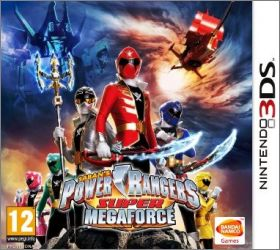 Power Rangers - Super Megaforce (Saban's)