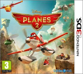 Planes 2 (II) - Mission Canadair (Disney... Fire & Rescue)